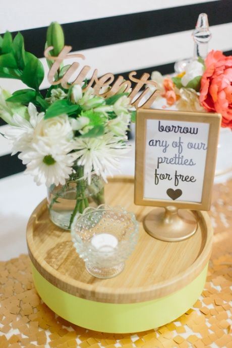 Celebrate Colorfully + The Swoon Event 2014 - Dallas Wedding Planners