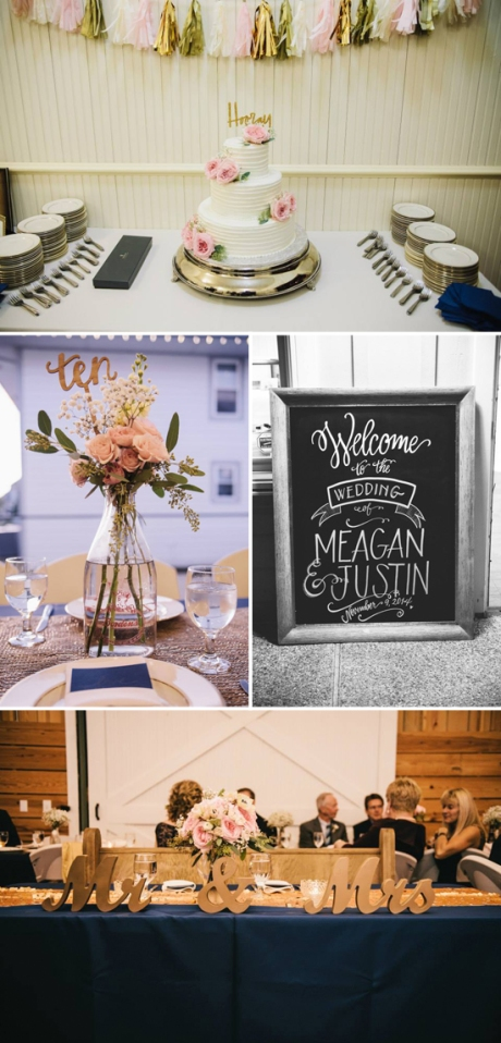 Celebrate Colorfully | Meagan + Justin